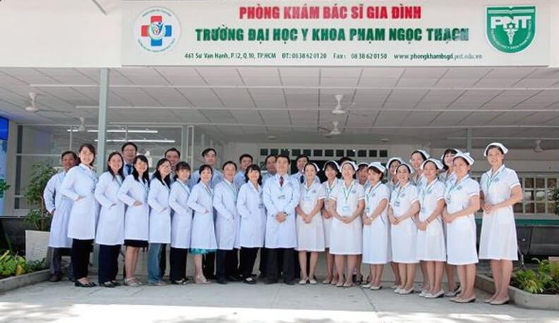 Điểm chuẩn trường Đại học Y Khoa Phạm Ngọc Thạch 2020