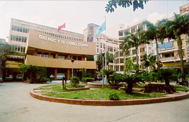 Điểm chuẩn Đại Học Y Tế Công Cộng năm 2020