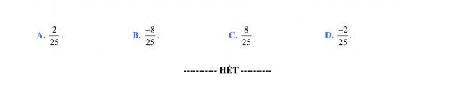 câu 50 đề thi toán thpt đoàn kết, hà nội