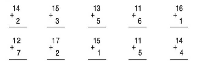 Câu hỏi bài 1 trang 108 sgk toán lớp 1