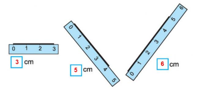 Đáp án bài 2 trang 119sgk toán lớp 1