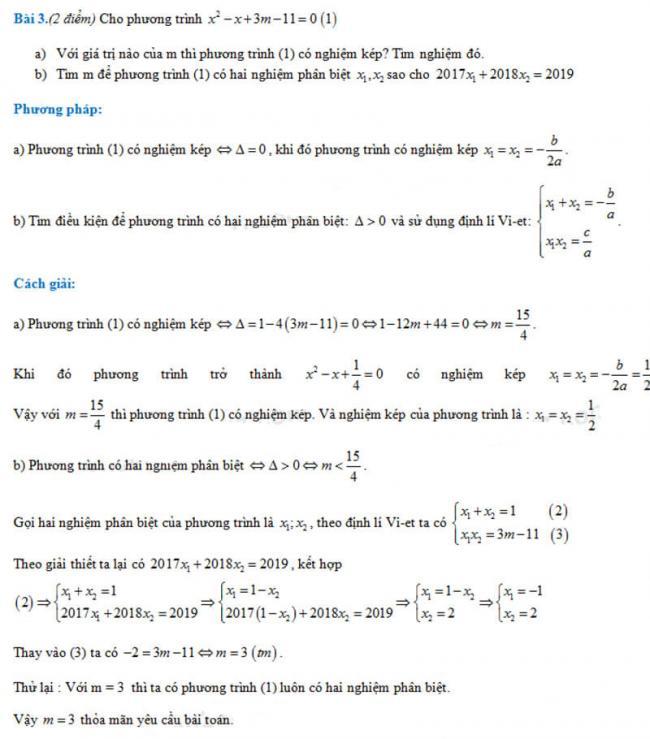 đáp án bài 3 đề thi toán không chuyên vào lớp 10 trường PTNK