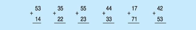 Câu hỏi bài 1 trang 157 SGK Toán lớp 1
