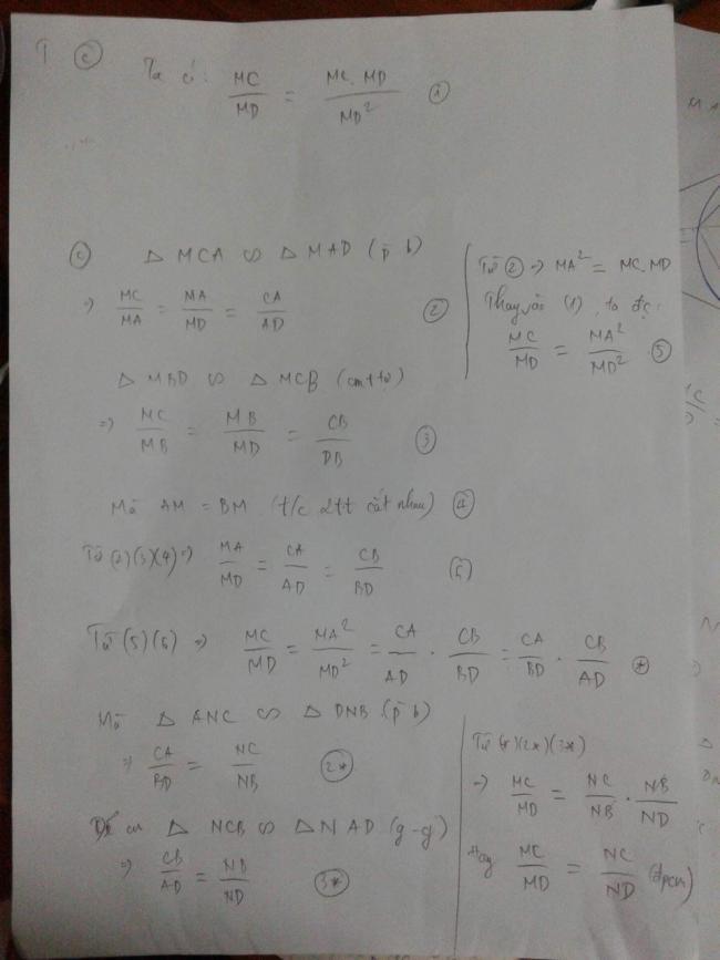 đáp án câu 3 ý c tự luận đề toán phú thọ 2018