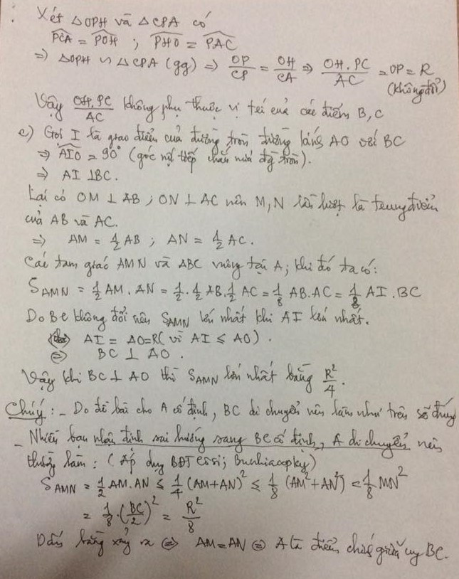 đáp án câu 7 b và c