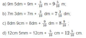 Đáp án bài 4 trang 15 sách giáo khoa toán 5 phần 1