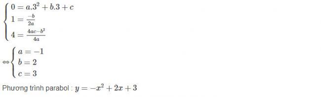 Hướng dẫn làm bài 12 trang 51 sgk đại số lớp 10