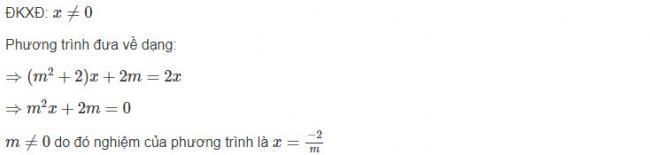 Phương pháp làm bài 15 trang 72 sgk đại số lớp 10