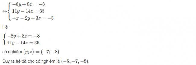 Đáp án bài 17 trang 72 sgk đại số lớp 10
