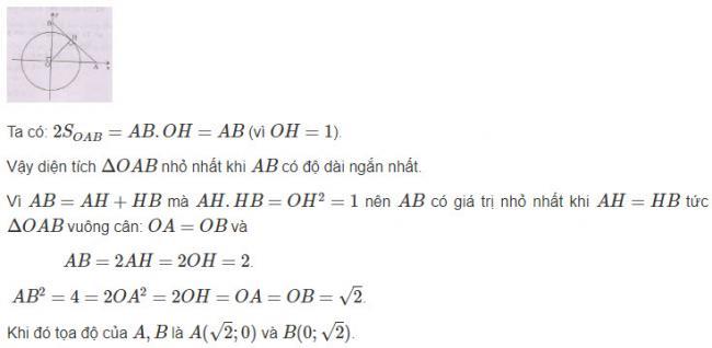 Đại Số lớp 10 đáp án bài 6 trang 79 sgk