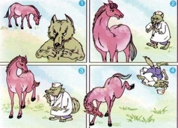Hướng dẫn giải bài chính tả Bác sĩ sói trang 43 SGK Tiếng Việt 2 tập 2