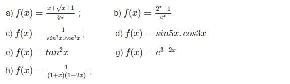 Câu hỏi bài 2 trang 100 sgk giải tích lớp 12
