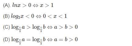 Câu hỏi bài 2 trang 91 sgk giải tích lớp 12
