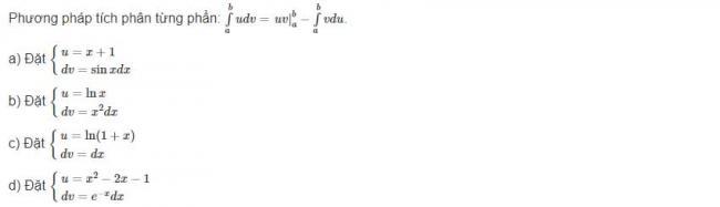 Hướng dẫn giải bài 4 trang 113 sgk giải tích lớp 12