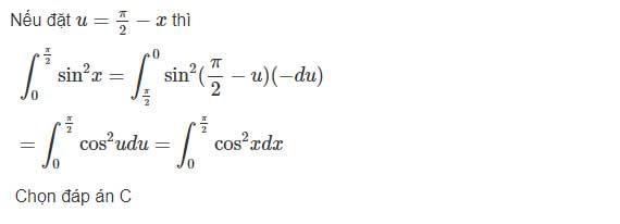 Đáp án bài 4 trang 128 sgk giải tích lớp 12