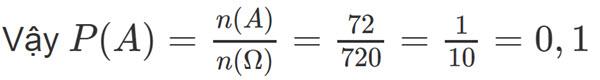 Đáp án câu a bài 5 trang 76 SGK toán đại số và giải tích lớp 11