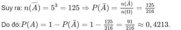 kết quả Đáp án bài 7 trang 77 SGK toán đại số và giải tích lớp 11