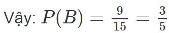 Đáp án bài 8 trang 77 SGK toán đại số và giải tích lớp 11 câu b