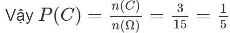 Đáp án bài 8 trang 77 SGK toán đại số và giải tích lớp 11 câu c