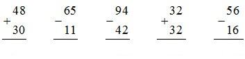 bài tập 3 trang 11 sách giáo khoa toán 2