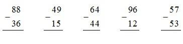 bài tập 1 trang 10 sách giáo khoa toán 2.