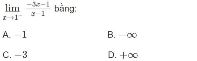 Đề bài 12 trang 144 sách giáo khoa đại số và giải tích lớp 11