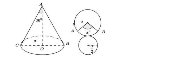 Đáp án bài 17 trang 117 sgk hình học lớp 9