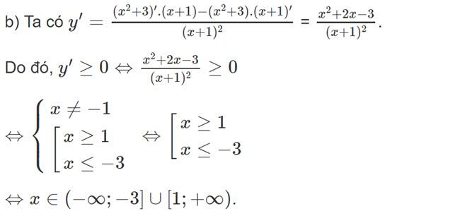 Đáp án bài 2 trang 168 SGK toán đại số và giải tích lớp 11 câu b
