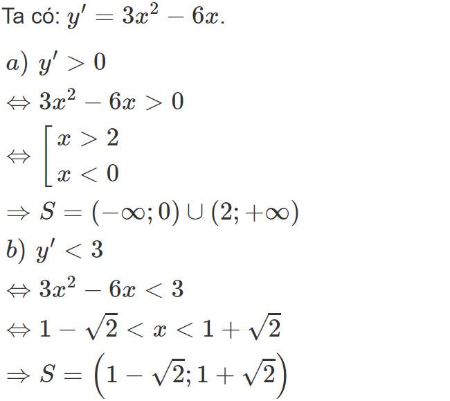 Đáp án bài 5 trang 163 SGK toán đại số và giải tích lớp 11