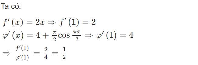 Đáp án bài 5 trang 169 SGK toán đại số và giải tích lớp 11