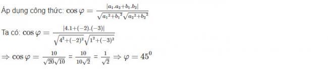 Hướng dẫn giải bài 7 trang 81 sgk hình học lớp 10