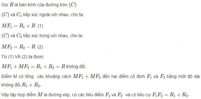 Cách giải bài 5 trang 88 sgk hình học lớp 10