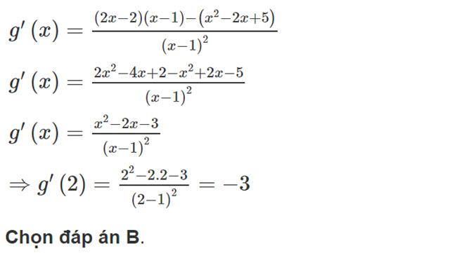 Đáp án bài 10 trang 177 SGK toán đại số và giải tích lớp 11