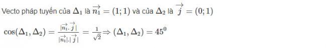 Đáp án bài 9 trang 95 sgk hình học lớp 10