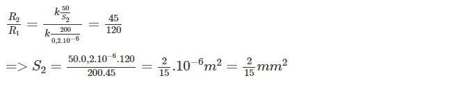 Đáp án bài C6 trang 24 sgk vật lý lớp 9 phần 2
