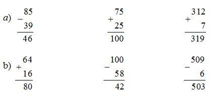Giải bài Luyện tập chung trang 180, 181 SGK Toán 2 đáp án câu 3