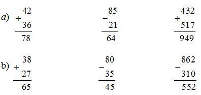 Giải bài Luyện tập chung trang 180 SGK Toán 2 câu 2