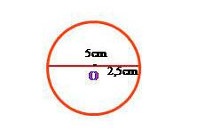 bài 1 trang 96 SGK Toán 5 về hình tròn 2
