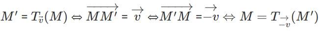 Đáp án bài 1 trang 7 SGK toán hình học lớp 11