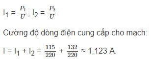 Đáp án bài 5 trang 66 sgk lý lớp 12