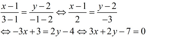 Đáp án bài 1 trang 11 SGK toán hình học lớp 11