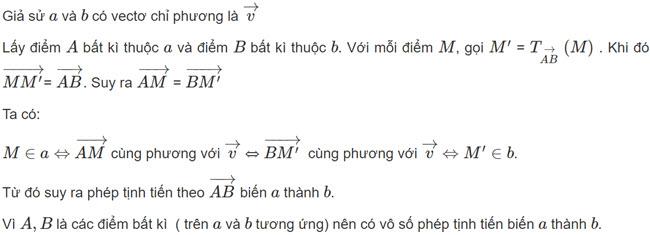 Đáp án bài 4 trang 8 SGK toán hình học lớp 11