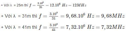 Đáp án bài 6 trang 115 sgk lý lớp 12