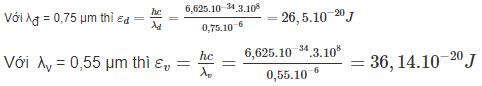 Đáp án bài 12 trang 158 sgk lý lớp 12