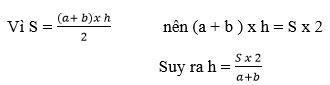 bài 4 trang 167 sgk Toán 5 1