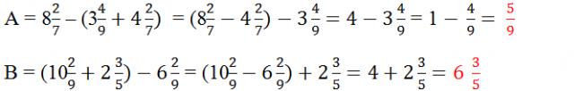 Đáp án bài 100 trang 47 sgk toán 6 tập 2