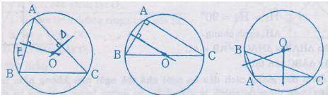 Giải bài tập 54 trang 80  sách giáo khoa Toán 7 tập 2 - Hình học