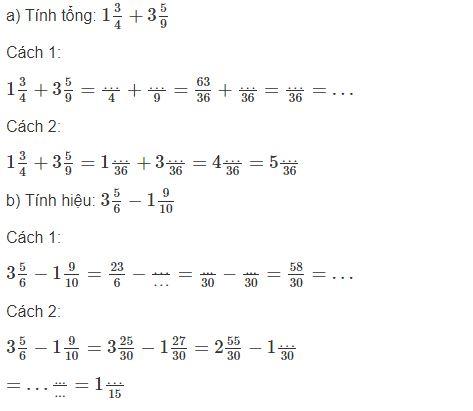 Câu hỏi bài 108 trang 48 sgk toán 6 tập 2