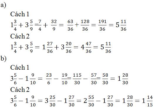 Đáp án bài 108 trang 48 sgk toán 6 tập 2