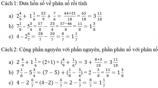 Đáp án bài 109 trang 49 sgk toán 6 tập 2